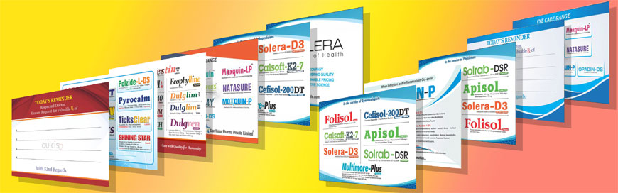 Pharma Promotional Product Stickers