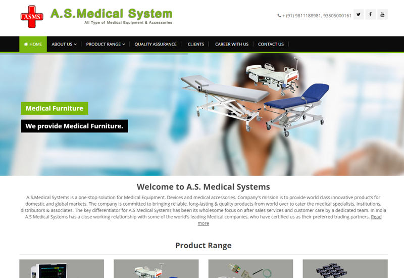 As Medical sysrem